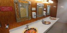 Mitchell KOA bathroom