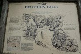 Deception Falls, Washington